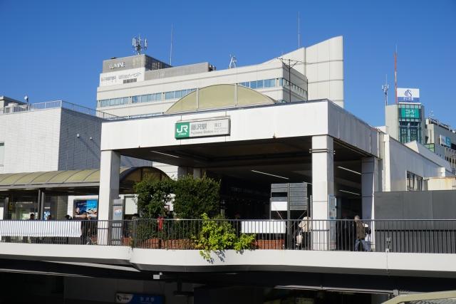藤沢-JR藤沢駅南口